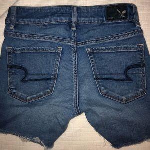 American Eagle Outfitters Shorts - American eagle high wasted shorts
